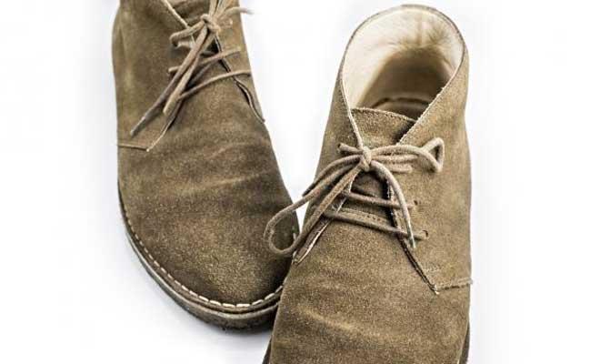 Süet Ayakkabıların Bakımı