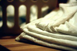 yıkanmış çamaşırlar