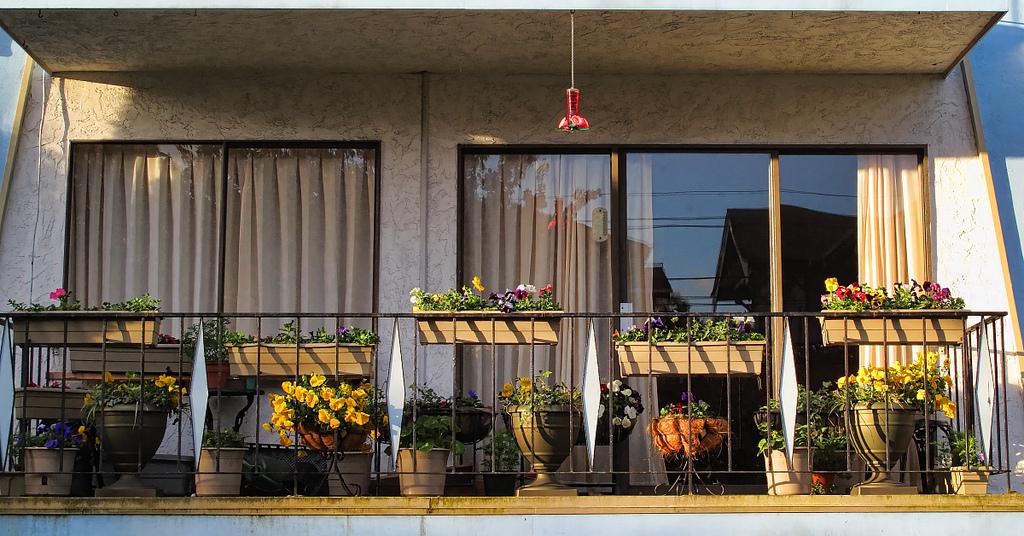 Balkon Ve Terasta Alinmasi Gerken Guvenlik Onemleri Evhayat