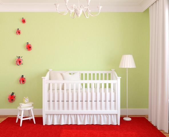 Bebek Odası Temizliği Nasıl Yapılmalıdır?